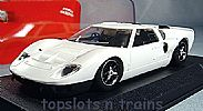 Nsr 1066 FORD GT40 MKII SLOT CAR KIT RTR